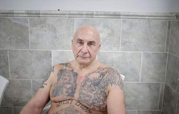 Русский мафиози Борис Найфельд из Нью-Йорка затосковал по родине (2 фото)