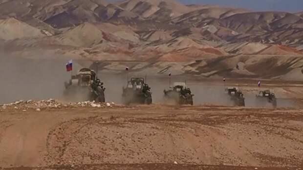 Российско-таджикские учения стартовали на полигоне Харб-Майдон