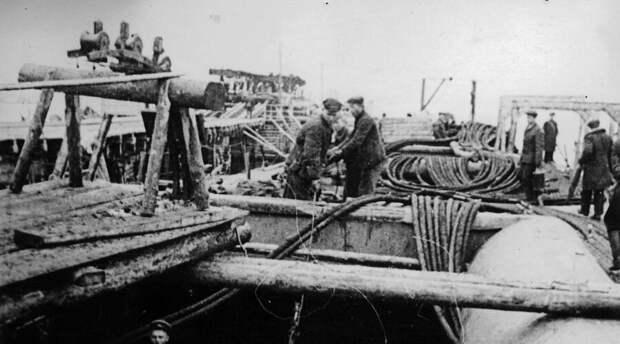 Как воевали советские электрики?: Часть 1