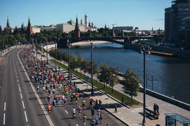Московский полумарафон отменили из-за ухудшения ситуации с COVID-19