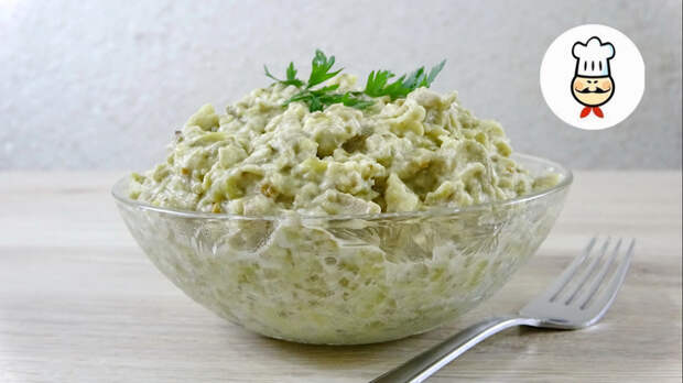 Фото к рецепту: Баклажановая икра с орехами
