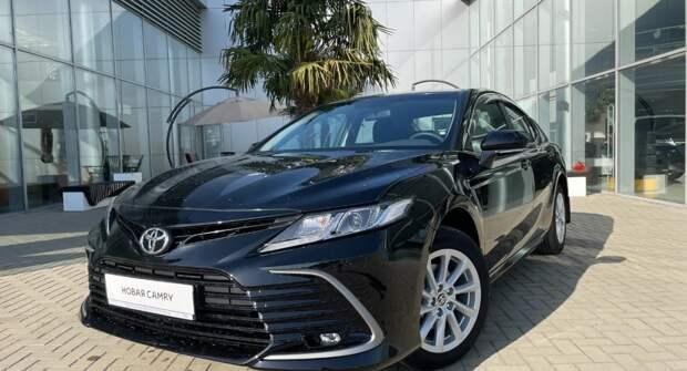 Самые продаваемые японские автомобили в апреле