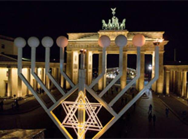 Новый антисемитизм в новой Германии