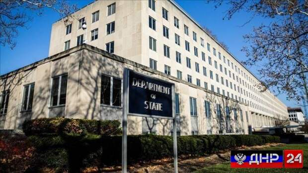 Госдеп возмутился ответными санкциями России против США