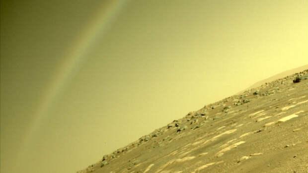 NASA назвала дату первого полета беспилотного вертолета на Марсе