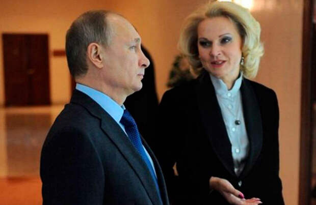 Путин по-отечески пожурил Голикову иСкворцову… Нонеуволил
