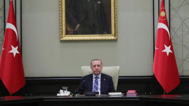 Эрдоган проклял правительство Австрии, поднявшее флаг Израиля
