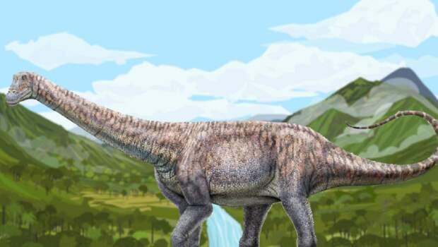 Новый вид динозавров обнаружили в Чили