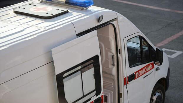 В Москве машина сбила 15-летнюю девочку на пешеходном переходе