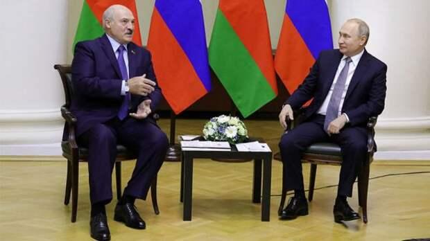 Путин иЛукашенко встретятся вближайшее время