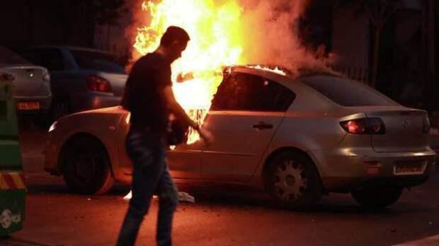 Обострение конфликта между Израилем и Палестиной сравнили с горящей соломой