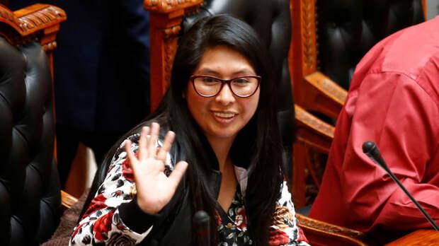 Глава боливийского парламента заболела коронавирусом
