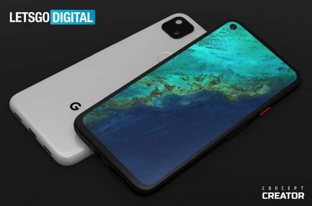 Google выпустит доступный смартфон Pixel 4a