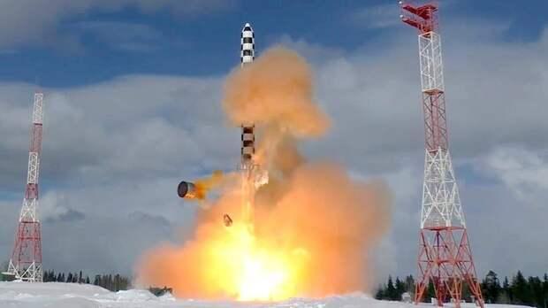 В Китае сочли новое российское оружие страшнее ядерной бомбы