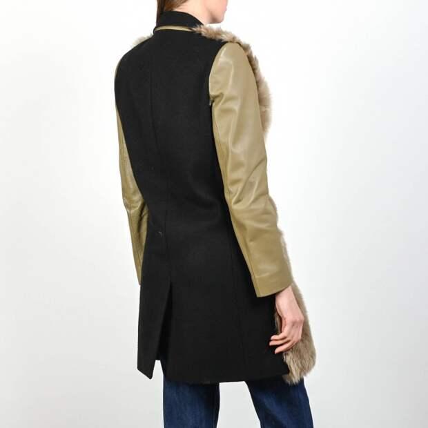 2 микс-пальто Balenciaga