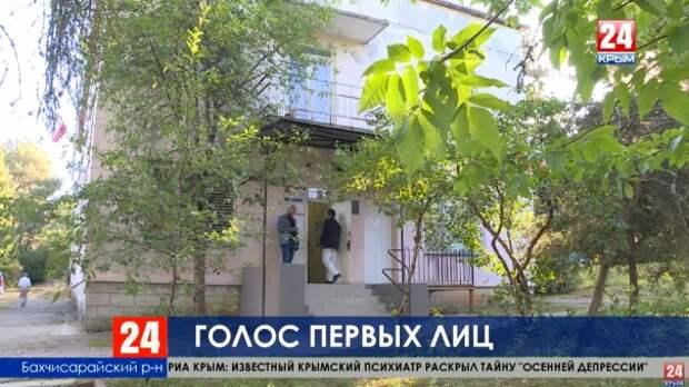 Как делали выбор глава Крыма и председатель Государственного Совета