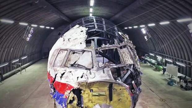 Рентген тела командира MH17 опроверг версию о российском «Буке»