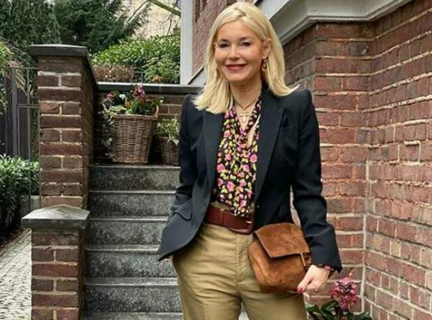 Для женщин 40+. Модные правила, которые стоит соблюдать