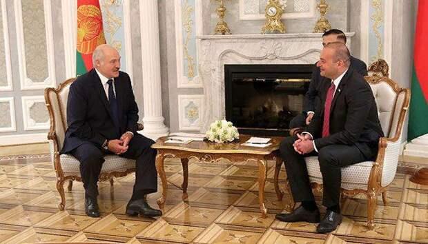Привет Москве: Лукашенко назвал недопустимой независимость Абхазии и Южной Осетии
