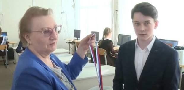 Ульяновец Данила Пузов стал призером Всероссийской олимпиады школьников по информатике