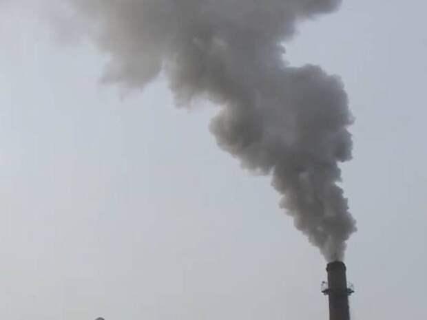 Город в Забайкалье погряз в дыму из-за неисправно работающей котельной