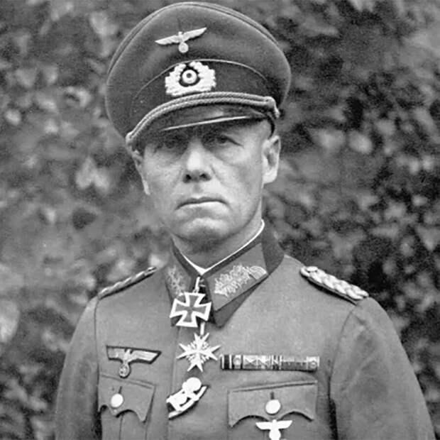 Фельдмаршал Эрвин Роммель, в честь которого названо сокровище. Фото Corbis / Getty Images