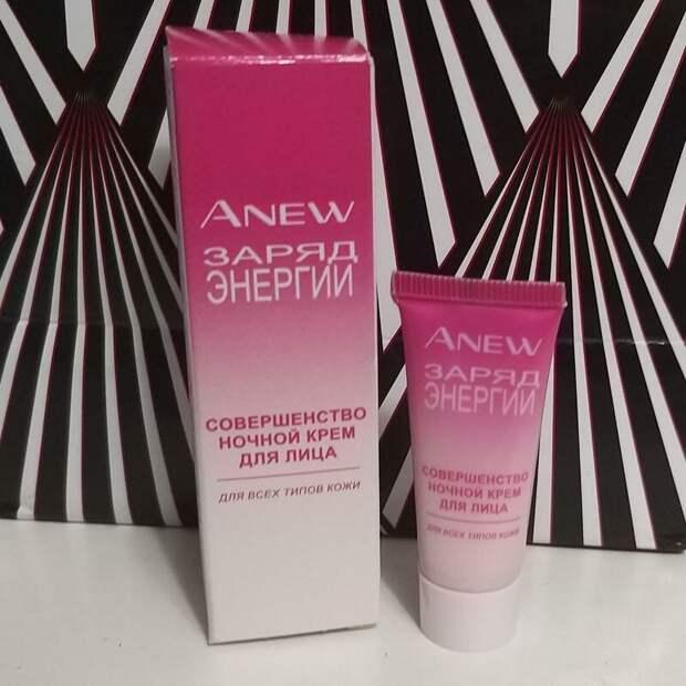 Кремы «Заряд энергии. Совершенство» Anew Avon: антивозрастной уход после 25 лет