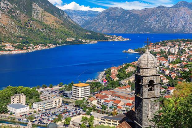 Черногория сняла все ограничения для российских туристов