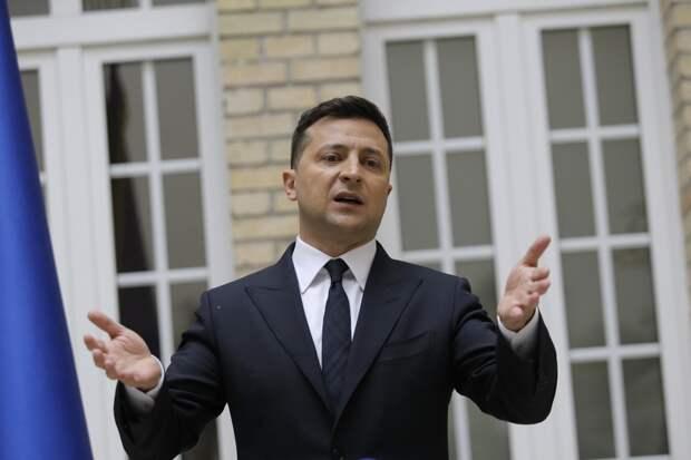 Зеленский внес в Раду законопроекта о коренных народах Украины