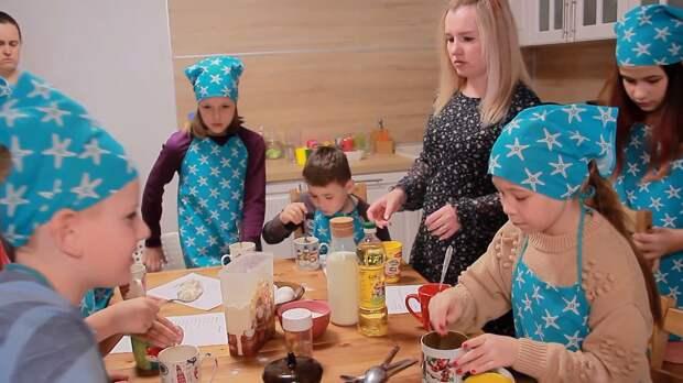 Семейная школа «Добрый дом» работает в Свердловской области. ФАН-ТВ