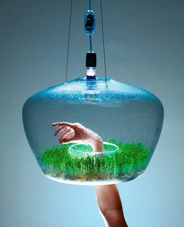 25 невероятно креативных ламп и светильников