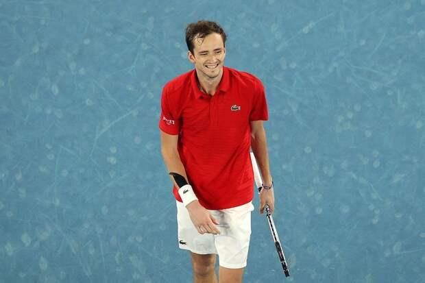 Медведев войдет в топ-3 рейтинга АТР после Australian Open