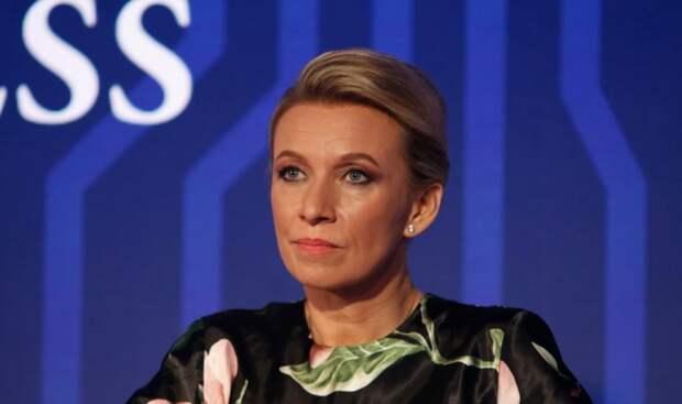 «Яд льётся через край»: Захарова назвала три фронта наступления на русских олимпийцев