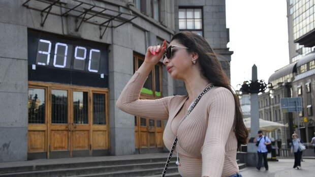 Вильфанд рассказал о новом температурном рекорде в Москве
