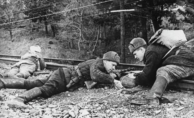 Как Красная армия обманывала немецкий вермахт