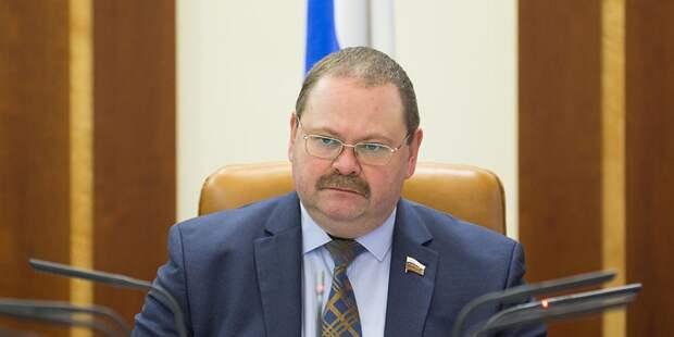 Правительство Пензенской области отправили в отставку