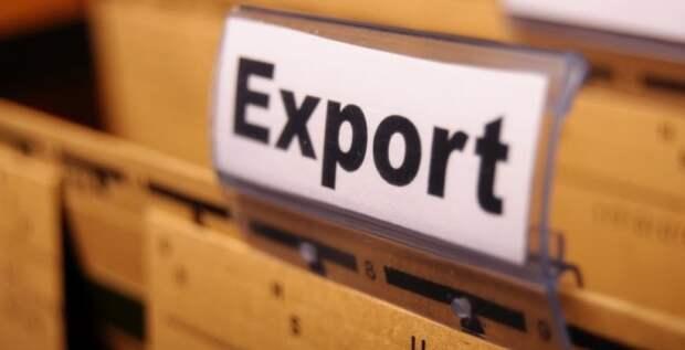 Крым стал экспортировать на 8,6% больше