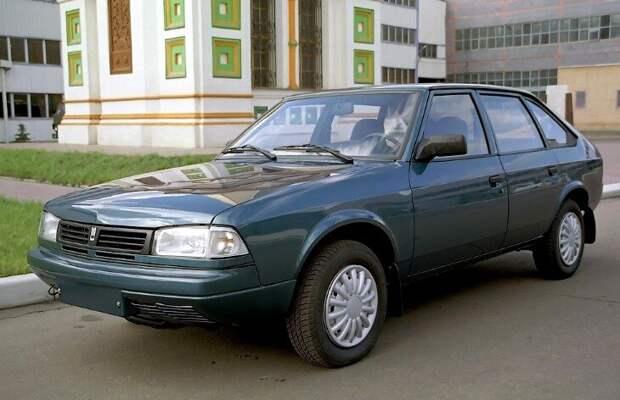 Москвич-2141−02 Святогор (2001)