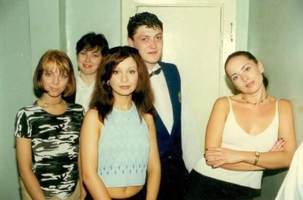 Ностальгическая подборка фотографий изнаших 90-х