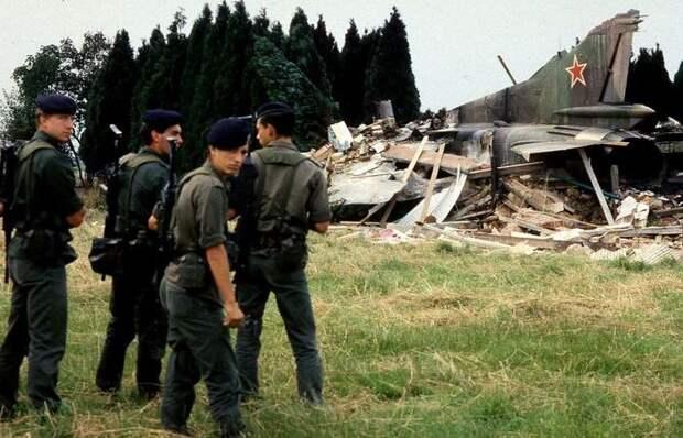 Самолет-беглец: самая нелепая трагедия с участием советского истребителя МиГ-23