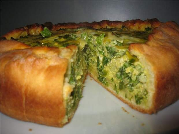 10 проверенных рецептов ароматного лукового пирога