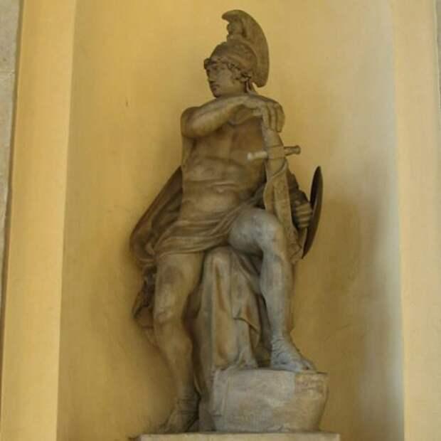 Марс — римский бог войны