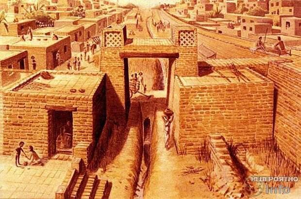 Мохенджо-Даро - потомки Страны Городов?