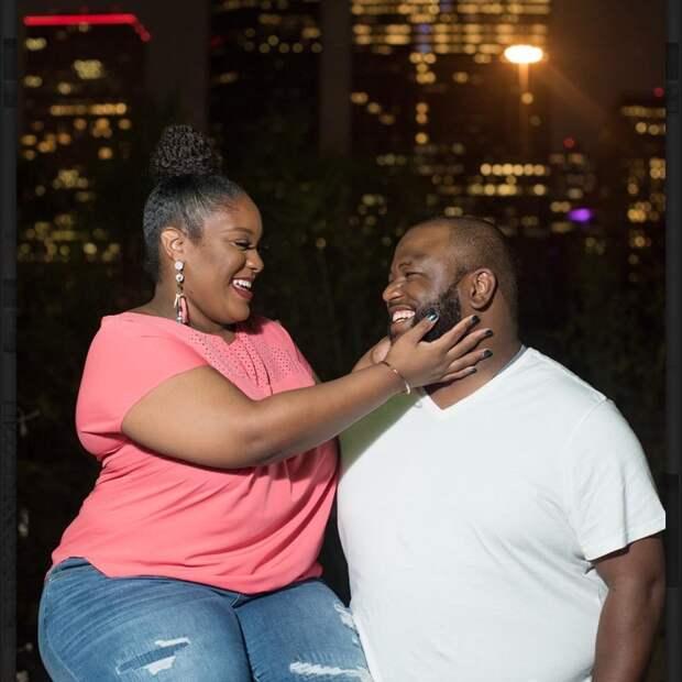 Ученые обнаружили, что по-настоящему любящие пары склонны набирать вес