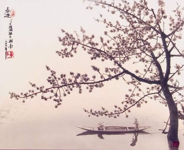 Изысканные китайские мотивы наснимках культового фотографа Дон Хонг-Оай