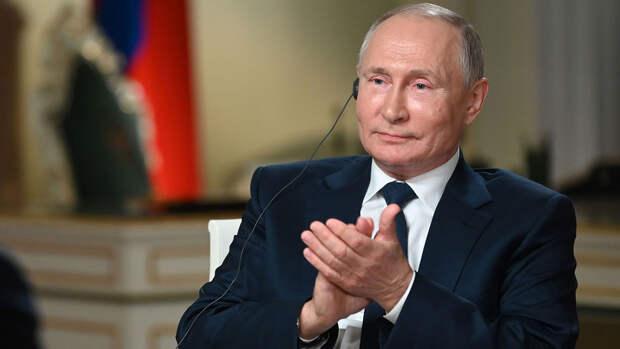 Журналисты NBC пробыли на карантине две недели перед интервью с Путины
