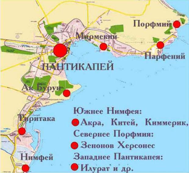 Карта-Боспорского-царства-