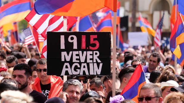 Отстали от России на сто лет: США, признав геноцид армян, ставят на… турок
