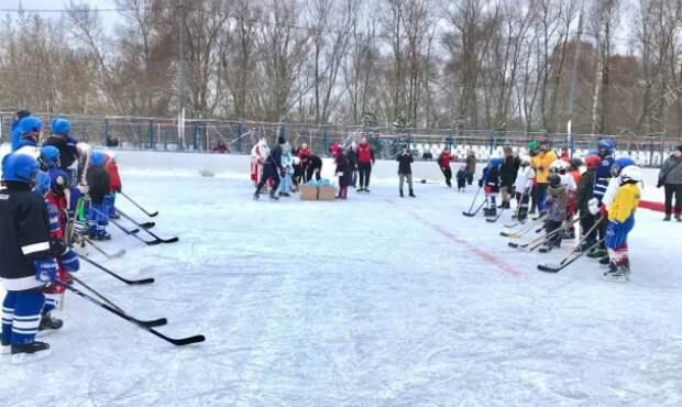 Хоккеист Денис Абдуллин: «Чемпионы рождаются во дворе». Фото из личного архива Дениса Абдуллина