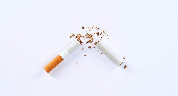 5причин бросить курить прямо сейчас